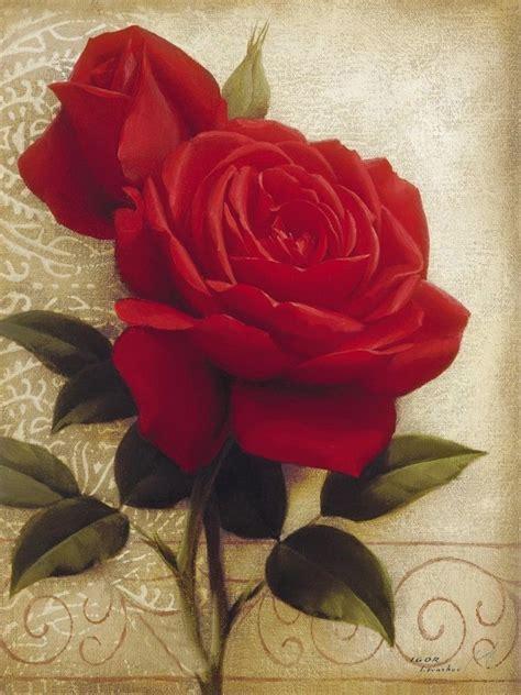 imagenes de rosas sorprendentes im 225 genes arte pinturas sorprendentes cuadros de flores