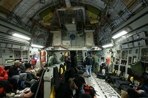 C 17 Interior by 1000 Images About C130 C17 Plane Interior On