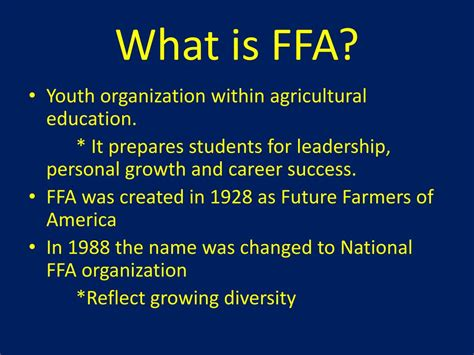 what are the ffa colors when were the official ffa colors adopted irfandiawhite co
