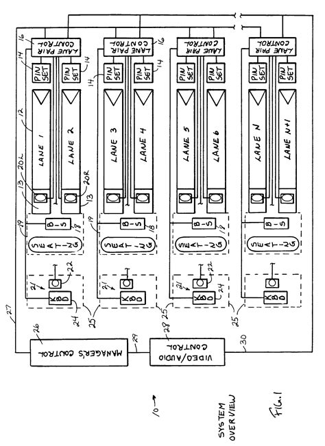 bowling alley diagram diagram of bowling alley drawing wiring library