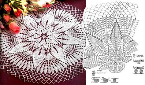 crochet patrones quot quot creaciones en crochet quot quot patrones de tapetes