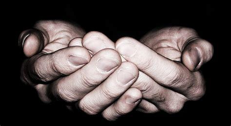 Bible praying hands kids craft