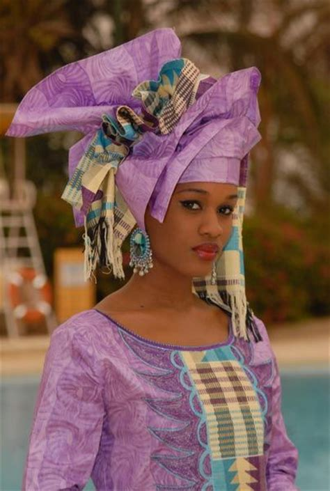 senegalese mixed styles for nigerian fashion senegalese model ndeye ndack toure african notebook