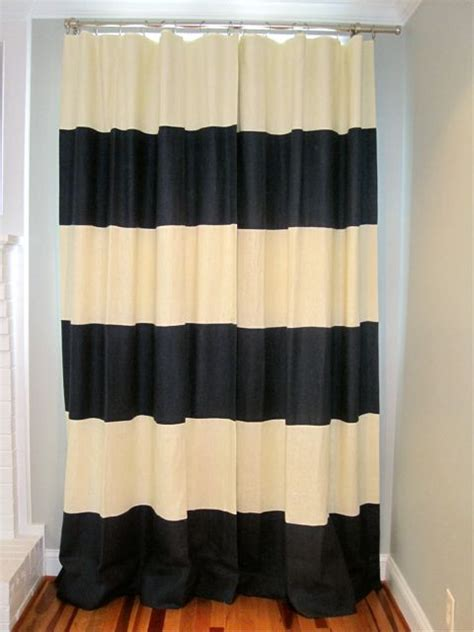 navy white striped curtains 17 best images about navy and white on pinterest
