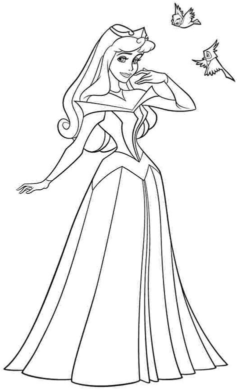 Printable Sleeping Beauty Coloring Pages Coloring Me Disney Princess Coloring Pages Sleeping