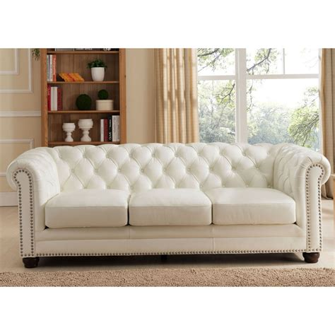 high back tufted sofa tufted sofa aail tufted sofa w rolled arms