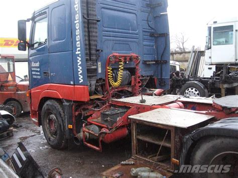 volvo truck engines for used volvo fh16 d16c year 2005 for spare parts box trucks