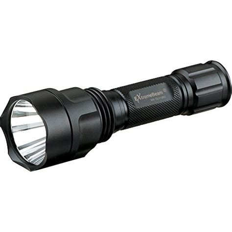 Tac Light Review by Extremebeam M4 Scirrako Tactical Flashlight Review