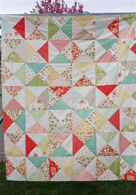 Basic Quilt Designs by Easy Bricks Quilt Tutorial Diary Of A Quilter A Quilt