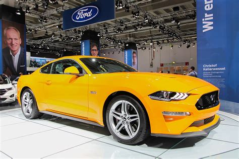 fjord mustang ford mustang wikipedia