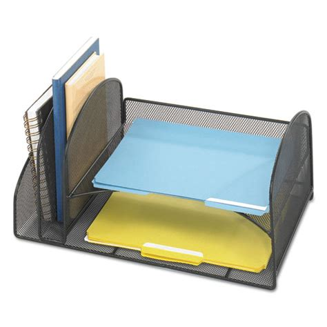 Vertical Desk Organizer by Desk Organizer Two Vertical Two Horizontal Sections 17 X