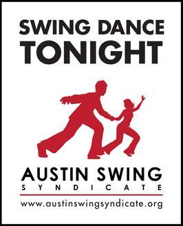 austin swing dance austin swing syndicate on behance