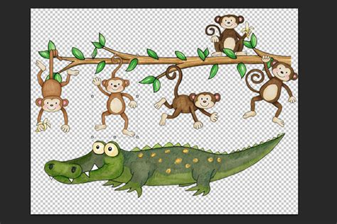 five cheeky monkeys swinging in a tree five little monkeys swinging in a tree beatiful tree