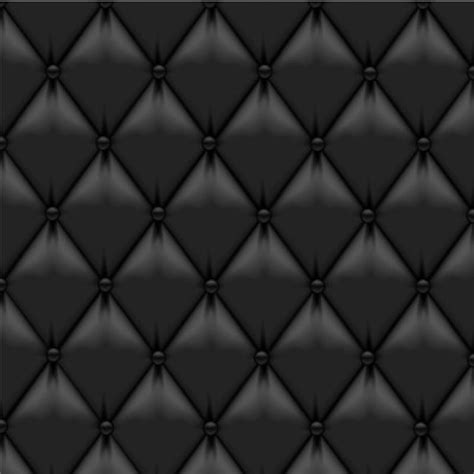 upholstery pattern geometric upholstery leather black background vector