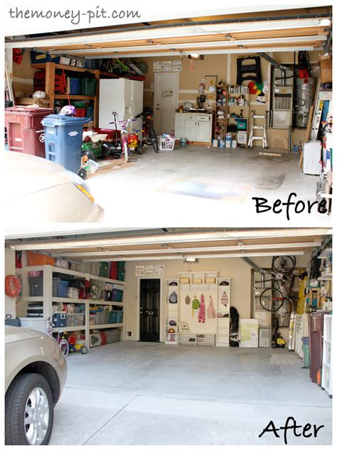 garage makeover garage and mudroom reveal the kim six fix
