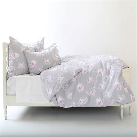 rachel ashwell bedding rachel ashwell rose majesty bedding