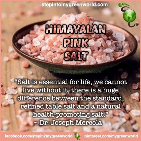 do you use himalayan pink salt for all you need to