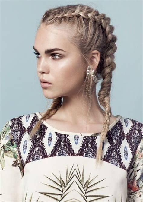 ideas  french braid mohawk  pinterest hair  braid braids  kids tutorial