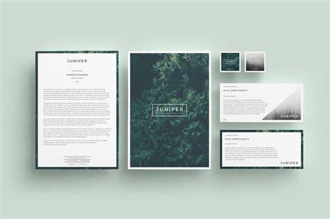 25 Professional Modern Letterhead Templates Professional Stationery Templates