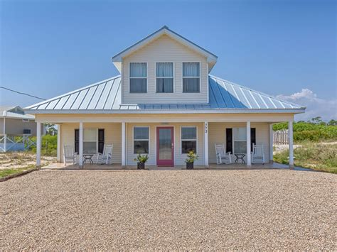 st george island house rental unobstructed beach views w