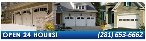 Garage Door Repair The Woodlands by The Woodlands Garage Doors Garage Door Repair