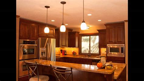 cool kitchen recessed lighting design ideas