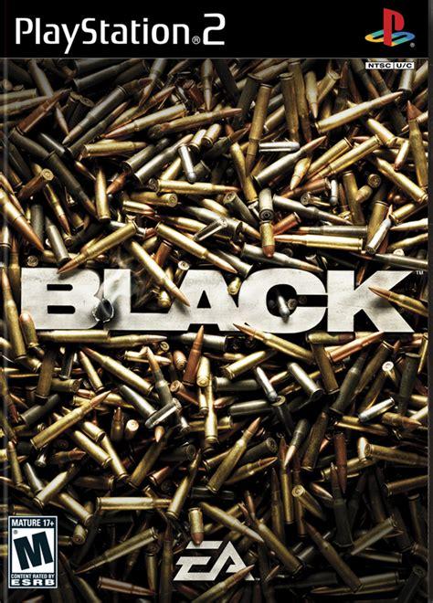 Gamis Black imperial ps2 top 5 jogos de tiro ps2
