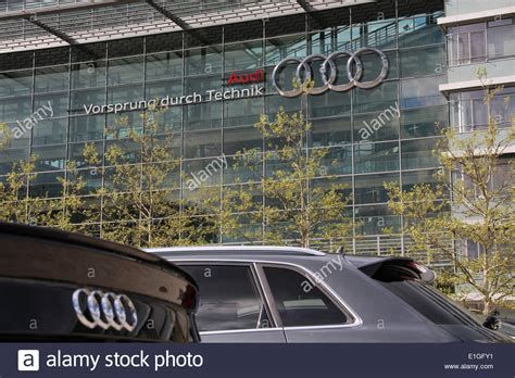 audi germany headquarters germany audi ag headquarters in ingolstadt 2014 04 22