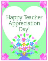 printable greeting cards on teachers day happy teachers day teacher appreciation free printable
