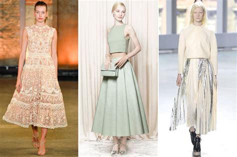 skirt lengths for 2014 tea length trendlist