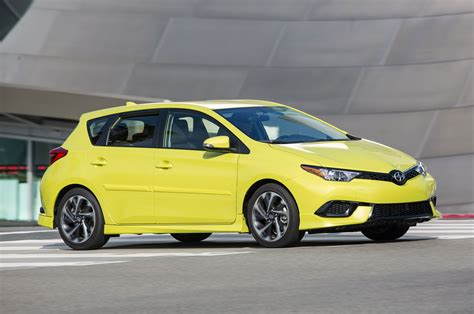 2016 scion im drive review photo gallery motor trend
