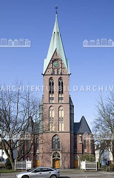 architekt herne st laurentius kirche herne architektur bildarchiv