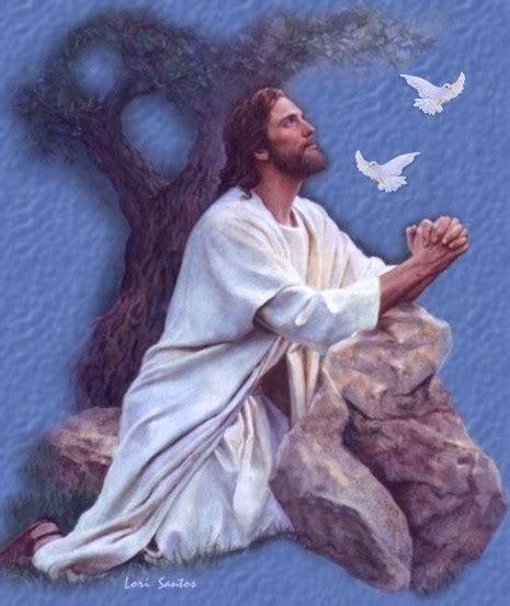 imagenes dios orando um momento com jesus