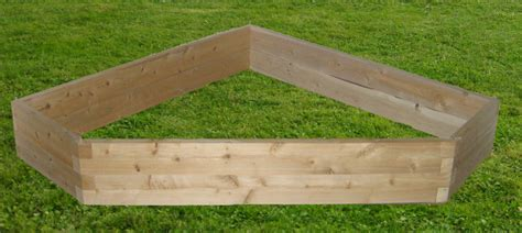 Planter Box With Bench Plans Custom Size Raised Garden Bed Kits With Tool Free Assembly