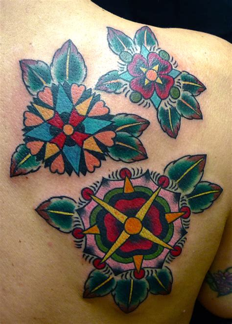 traditional bird and flowers tattoos ideas tattoo collection
