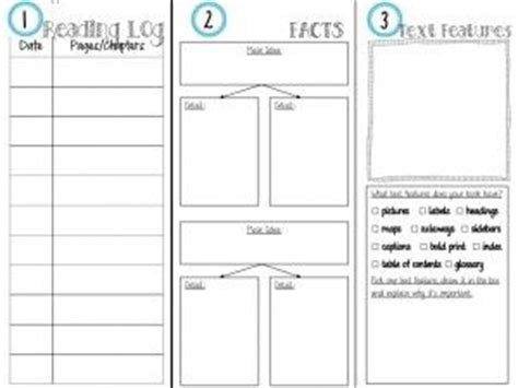 tri fold book report mini books minis and nonfiction on