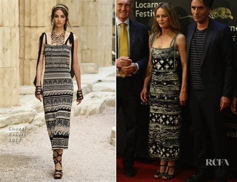 Catwalk To Carpet Paradis In Chanel by Paradis In Chanel Chien Locarno Festival