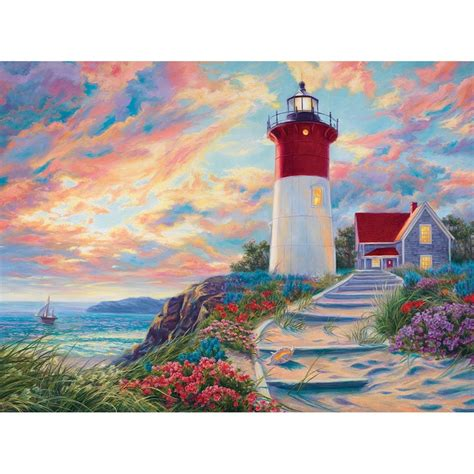 Jigsaw Puzzle Sunset On Llight 1000 20 best images about jigsaw puzzles on