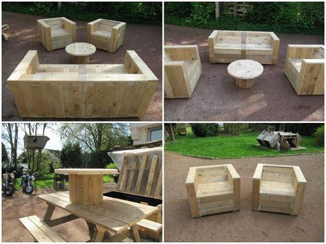 Complete Pallet Garden Set   Home Design, Garden