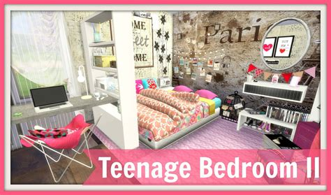 sims 4 schlafzimmer sims 4 bedroom ii dinha
