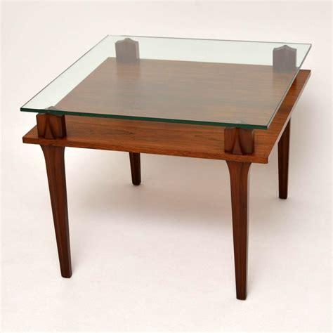 Retro Teak Coffee Table Retro Teak Glass Coffee Table Vintage 1960 S Retrospective Interiors Vintage Furniture