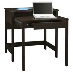 Laptop Desk Bush Furniture Pullout Laptop Desk By Oj Commerce My72702 03 133 21