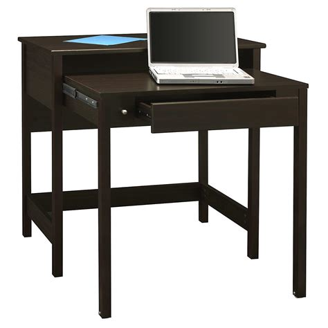 Bush Furniture Pullout Laptop Desk By Oj Commerce My72702 Laptop On A Desk