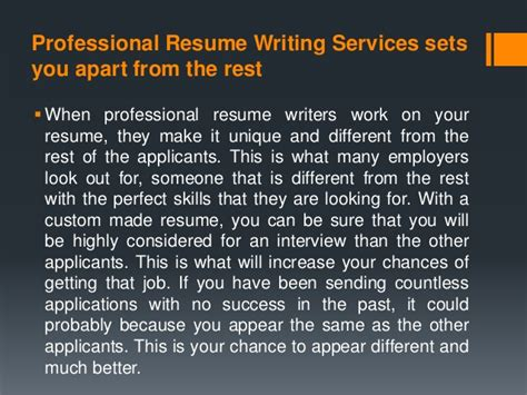 are resume writing services worth it the worth of professional resume writing services