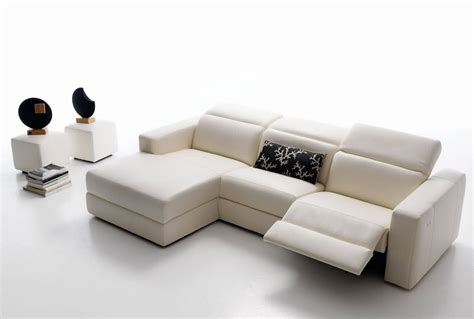 designer reclining sofa designer recliner sofas 82 best binari recliner sofa