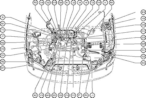 toyota camry engine diagram wiring diagrams