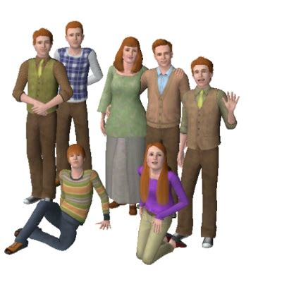 weasley family by slytherin94 the exchange community