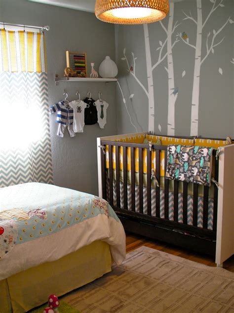 Share Room by Gallery Roundup Baby And Sibling Shared Rooms Project