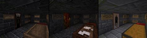 weeping angels adventure horror map  minecraft horror