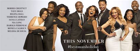 The New Trailer for The Best Man Holiday   ComingSoon.net